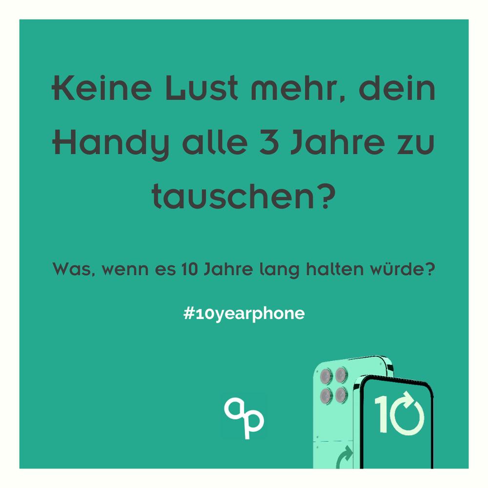 10 Year Phone