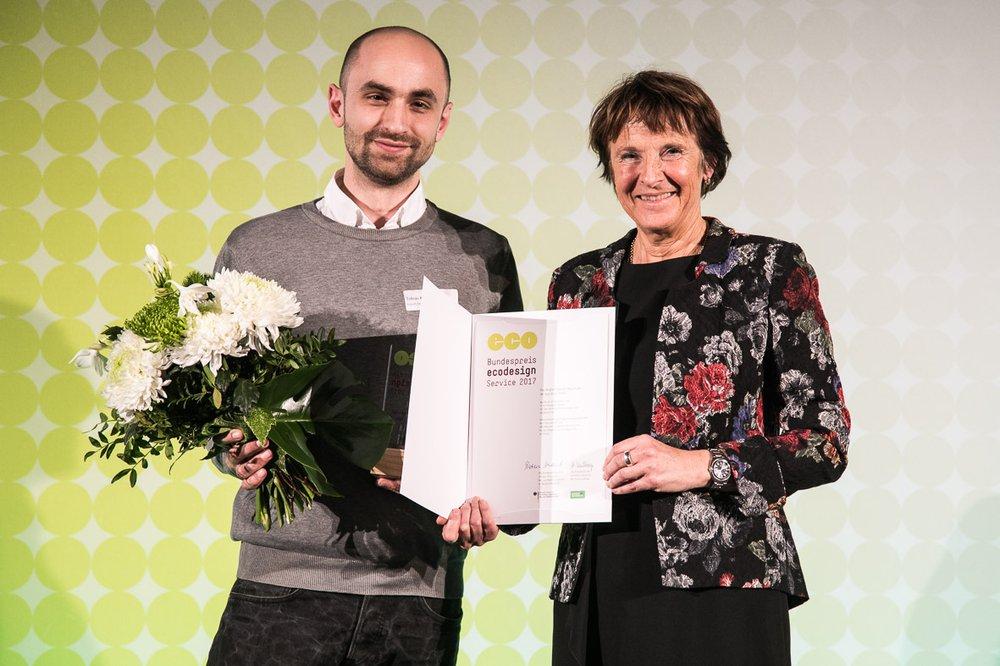 Bundespreis-Ecodesign-Preisverleihung