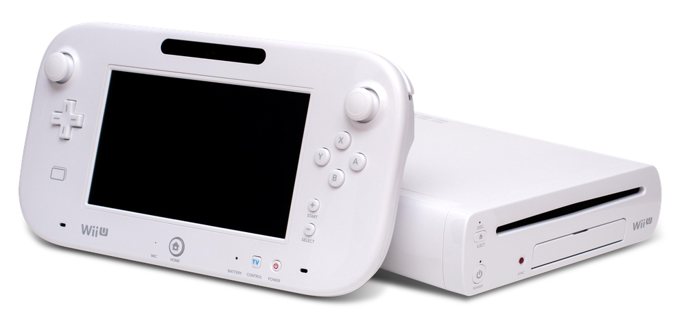 Wii U und Gamepad