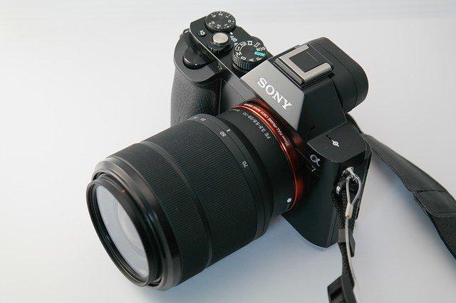 Sony Kamera reparieren