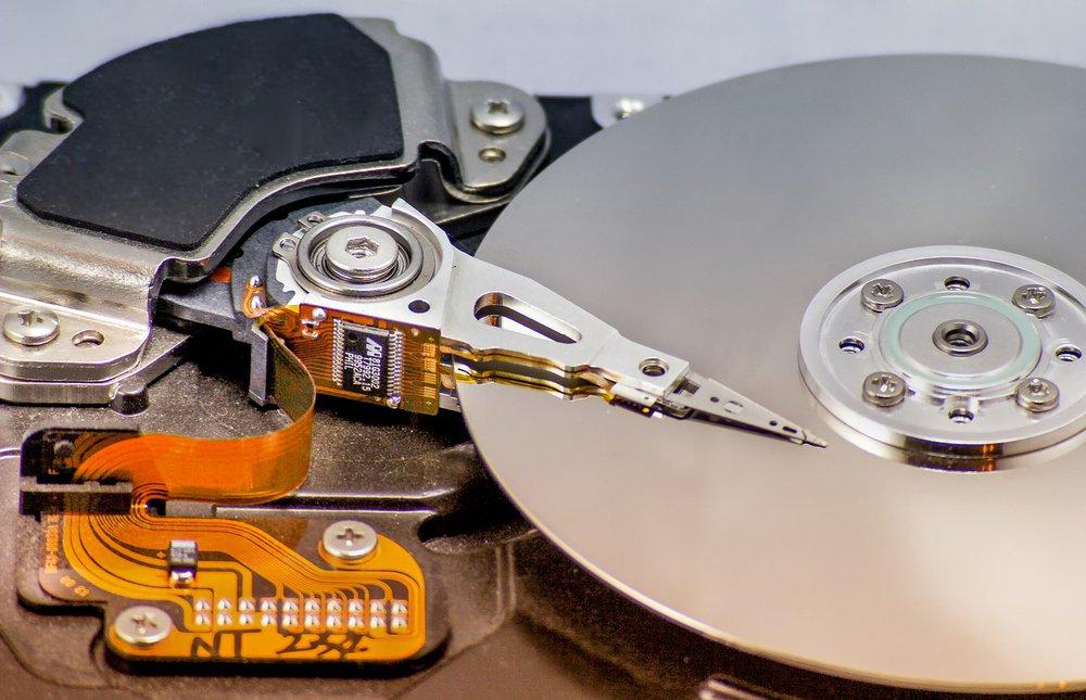 Laptop Daten sichern
