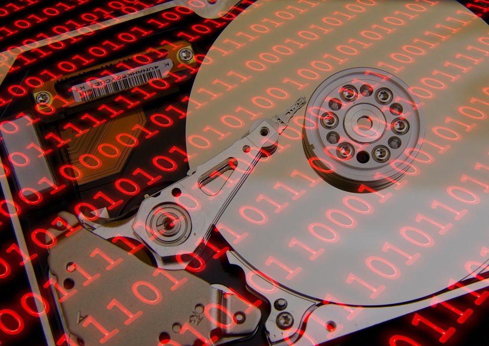 Laptop Festplatte reparieren