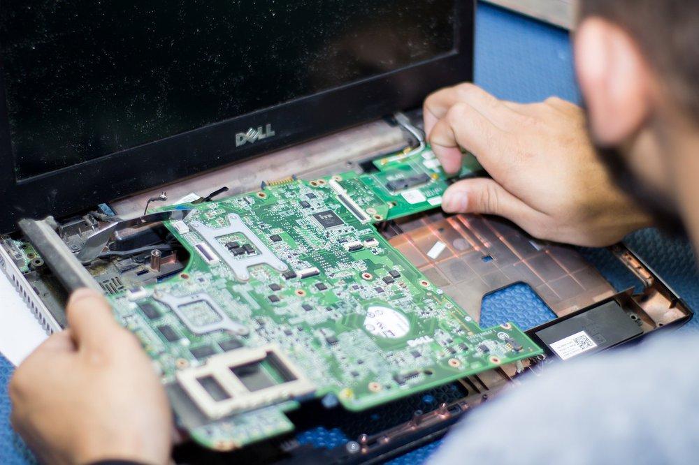 Laptop Festplatte Versand Reparatur