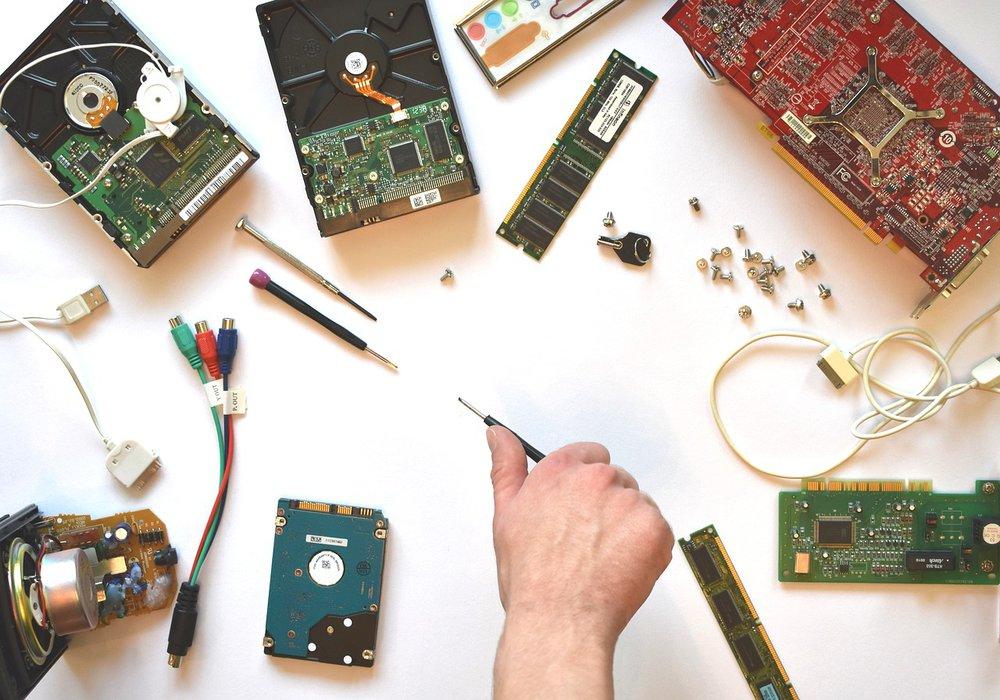 Laptop Festplatte Reparatur