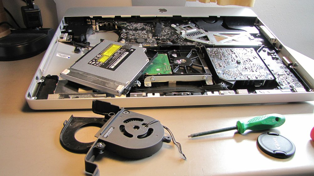Laptop Festplatte Selbst repariere